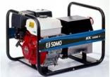 Бензиновый генератор SDMO HX 5000 T