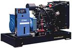 Дизельный генератор SDMO J-200K