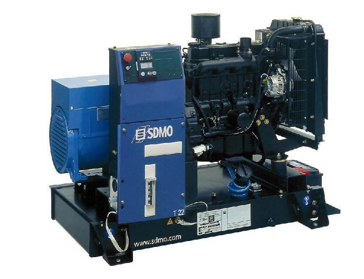 инструкция по эксплуатации Sdmo T16k - фото 7